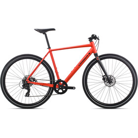 ORBEA Carpe 40, red/black